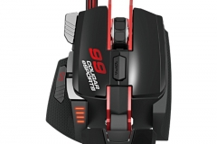 Cougar 700M eSPORTS Black-Red