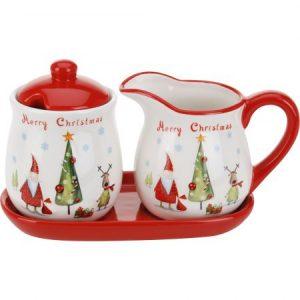 set-zaharnita-cana-lapte-si-platou-merry-christmas-enoelle