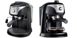 espressor-manual-delonghi-ec221-b-dispozitiv-spumare-sistem-cappuccino
