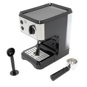 espressor-manual-star-light-emd-776-15-bar-dispozitiv-spumare-1-25-l-negru