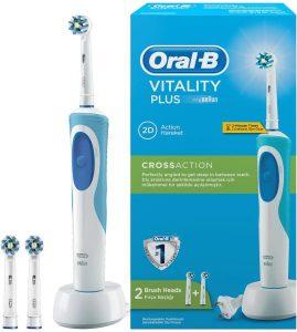 Periuta de dinti electrica Oral-B Vitality Plus Cross Action