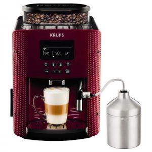 Espressor automat KRUPS EA816570, 1.7l, 1450W, 15 bar, rosu
