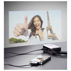 videoproiector-portabil