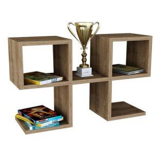 raft-de-perete-pentru-carti-wooden-art-vita-nuc