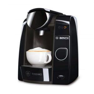 Espressor Bosch Tassimo Joy TAS4502, 1300 W, 3.3 bar, 1.4 l, Capsule, Negru 2