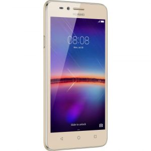 Telefon mobil Huawei Y3II, Dual Sim, 8GB, 4G, Gold