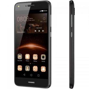 Telefon mobil Huawei Y5II, Dual Sim, 8GB, 4G, Black