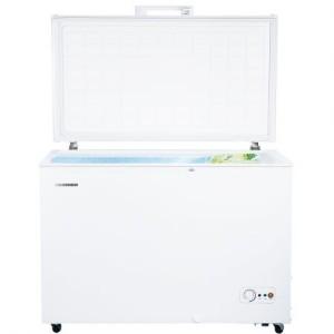 Lada frigorifica Heinner HCF-306A+, 306 l, Clasa A+, Alb