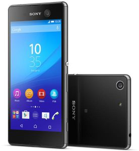 Telefon mobil Sony Xperia M5, Dual Sim, 4G, Black cumpar