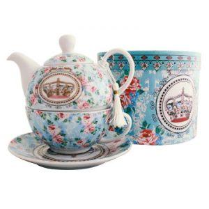 Ceainic Tea for One blue royal