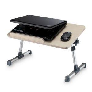 Masuta laptop multifunctionala, pliabila