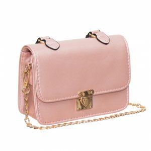 Geanta de Dama, Venti Selma Champagne Pink