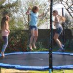 Cele mai bune și ieftine trambuline copii
